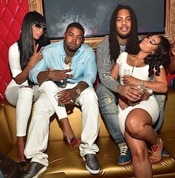 LHHA's Tammy Rivera Celebrates B-Day Bash With Waka, Lil Scrappy & Bambi [Photos]