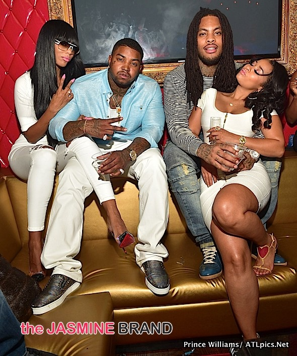 Bambi-Lil Scrappy-Waka Flocka-Tammy Rivera-the jasmine brand
