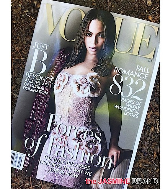 Beyonce Covers Vogue September 2015-the jasmine brand