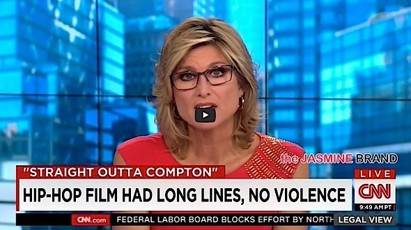 Offensive or Nah? CNN Segment Surprised 'Straight Outta Compton' Had No Violence [VIDEO]