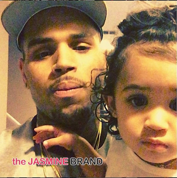 Chris Brown's Baby Mama Says Singer Too Irresponsible To Be Alone With Daughter