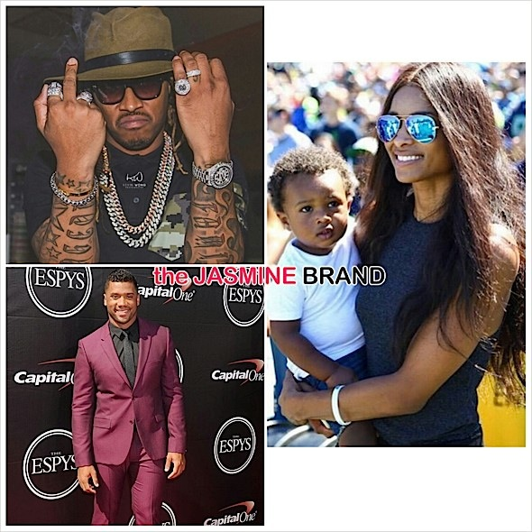 Ciara-Baby Future-Russell Wilson-Double Standard-the jasmine brand