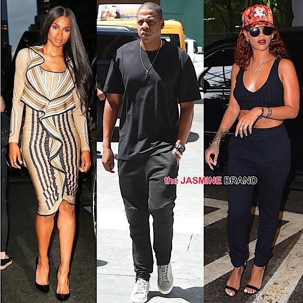 Celebrity Stalking: Rihanna, Jay Z, Ciara, Jason Derulo, Chrissy Teigen, Tichina Arnold