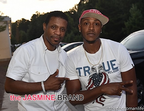 Keith Sweat, Joe, Tevin Campbell, Mystikal Perform At 'All White Affair Concert' [Photos]