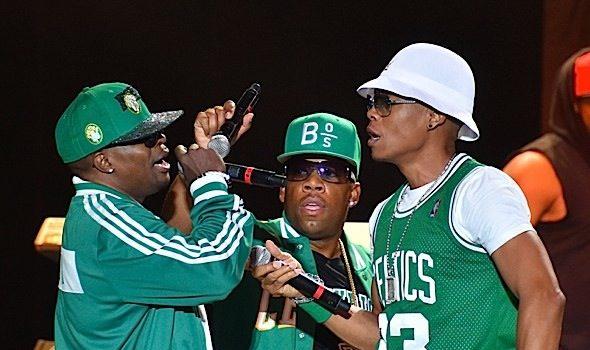 Boyz II Men & BBD Perform in Atlanta [Photos]