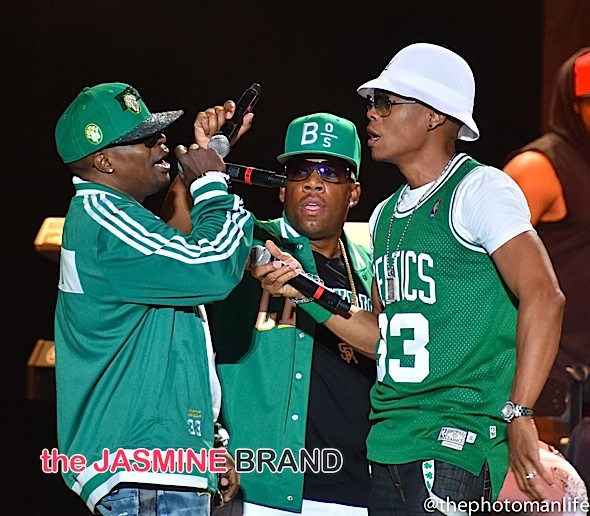 Boyz II Men & BBD Perform in Atlanta [Photos]