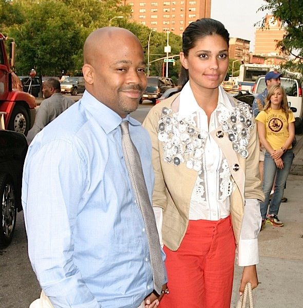 (EXCLUSIVE) Damon Dash's Ex-Wife Rachel Roy Blasts Music Mogul's $2.5 Million Dollar Lawsuit