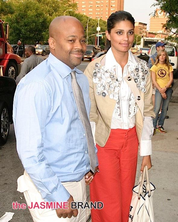 Damon Dash, Rachel Roy Circa 2007