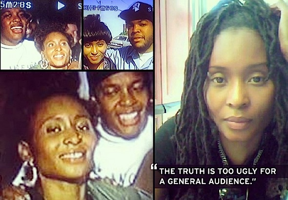 Dee Barnes Says 'Straight Outta Compton' Overlooked Dr. Dre Beating Her & Other Women