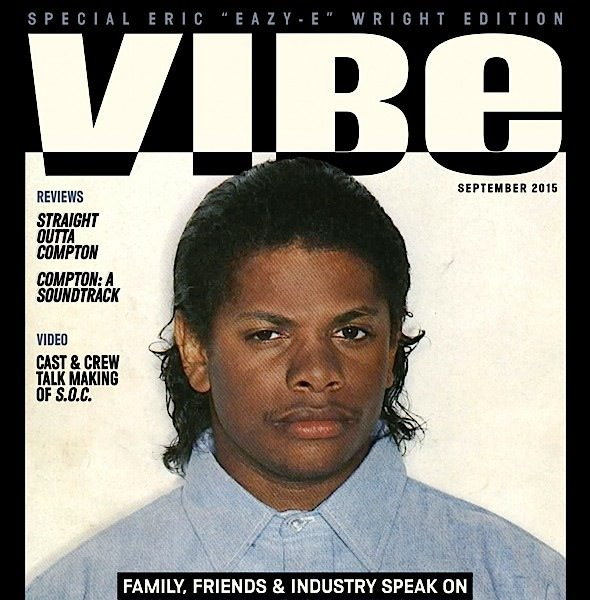 VIBE Releases Special Eric 'Eazy-E' Wright Edition