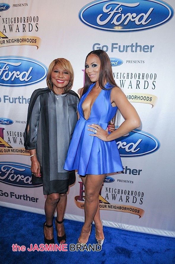 "Tamar Braxton Upset Mother Revealed Husband's Domestic Violence, Skipped Shooting ""Braxton Family Values"""