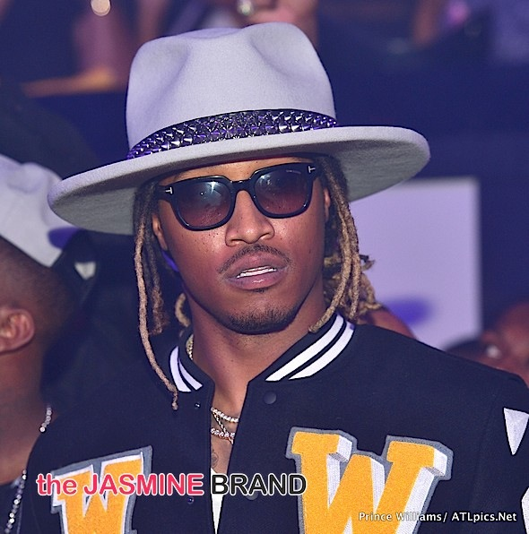 (EXCLUSIVE) Future's Baby Mama Sues For More Child Support, Accuses Rapper of Neglecting Son
