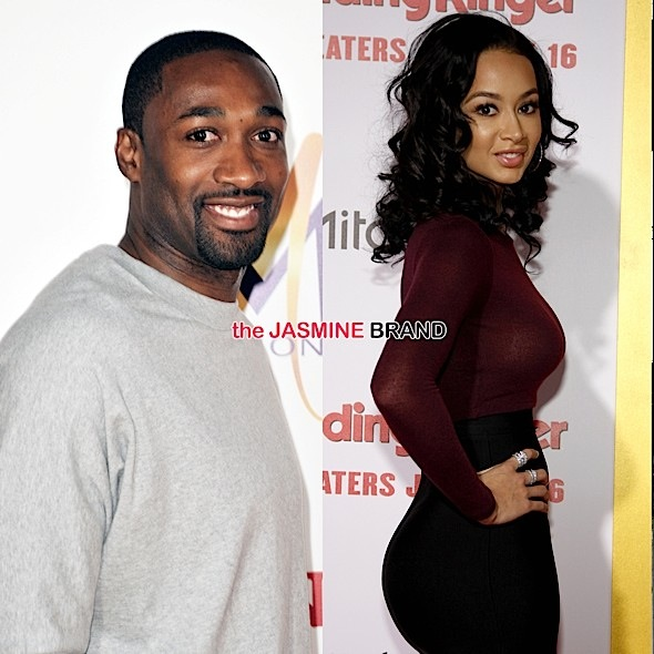 Gilbert Arenas And Draya Son
