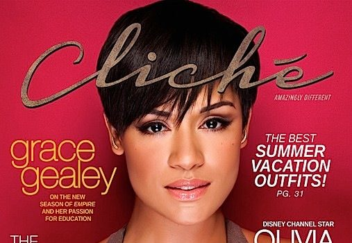 Grace Gealey Dishes About Education & Fighting Taraji P Henson: We had a blast.
