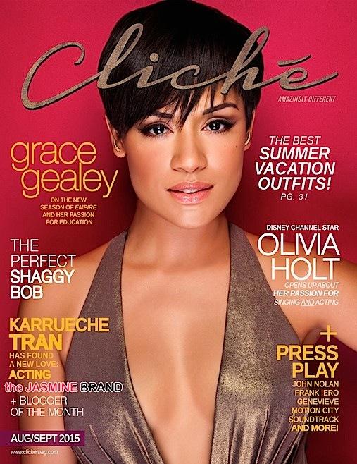 Grace Gealey-Cliche Mag-the jasmine brand