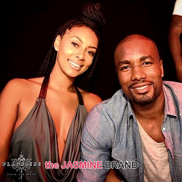 Club Scene! Cassie, Keri Hilson, Serge Ibaka, Bow Wow Party At Playhouse [Photos]