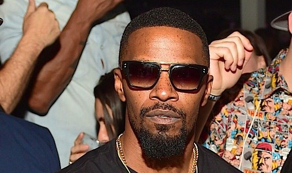 Jamie Foxx To Play Black Panther In 'Signal Hill'