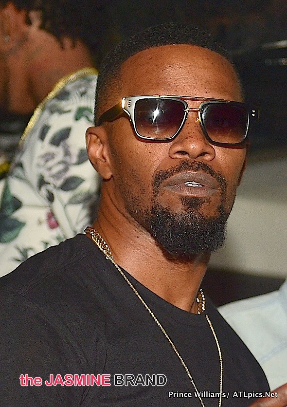 Jamie Foxx To Host Interview Series 'Off Script'