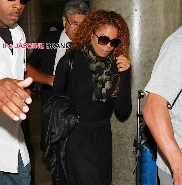 Janet Jackson Health Scare, Doctors Allegedly Find Growth On Singer's Vocal Chords