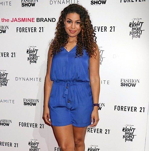 Jordin Sparks On Mariah Carey Comparisons & Being Called 'Wife' By Sage the Gemini