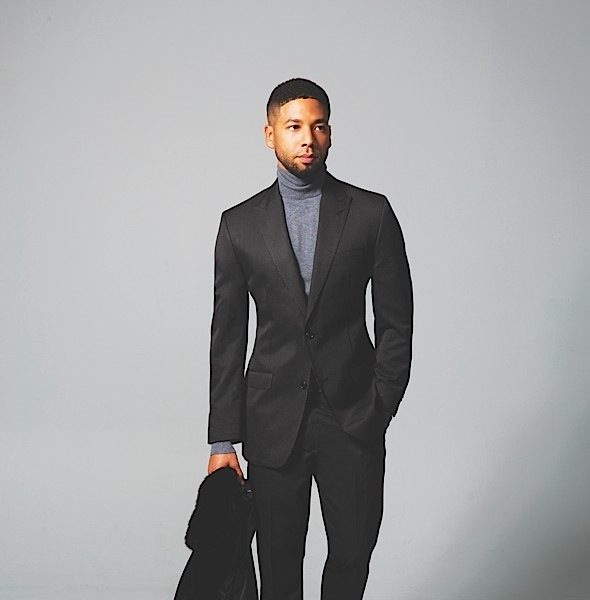 Jussie Smollett & Quincy Brown Star in New Sean John Campaign