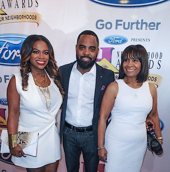 "Kandi Burruss Says ""I Don't Know What To Do"" As Drama Between Mama Joyce & Todd Tucker Reignites [VIDEO]"