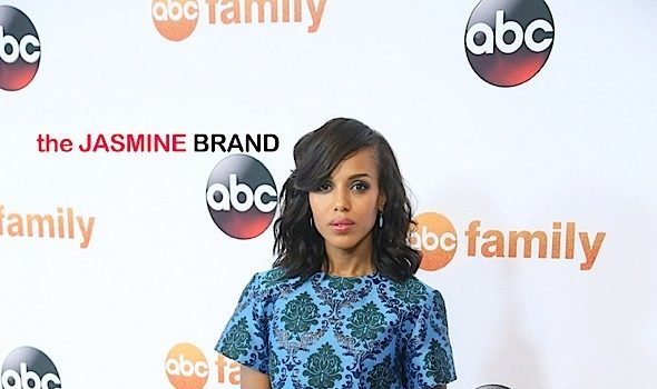 Kerry Washington: You won't see my daughter on social media.