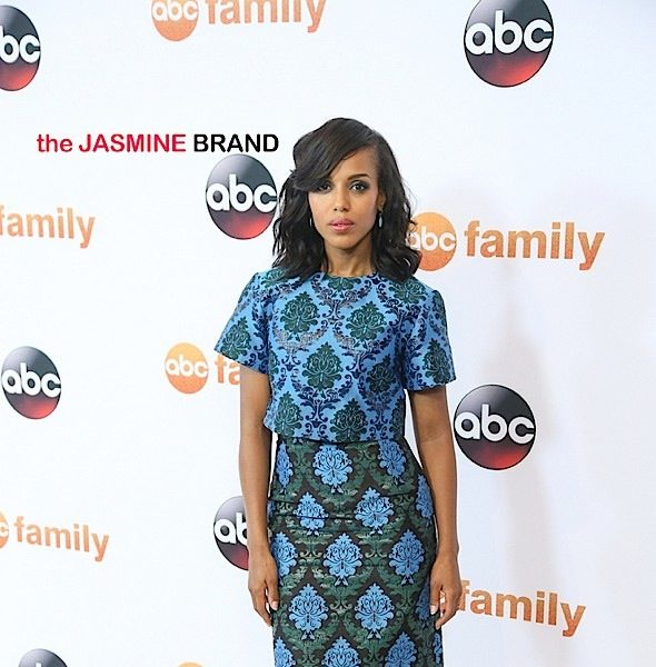 Kerry Washington Sad 'Scandal' Is Ending