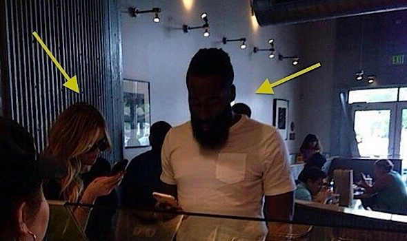 Khloe Kardashian & James Harden Escape to Chipotle, Oprah Recovers From Knee-Injury, Baby Future Serves Adorableness + T.I., Common, Laura Govan, Yaya Dacosta [Photos]