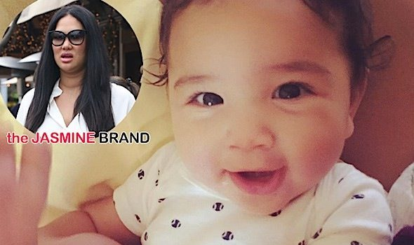 Kimora Lee Simmons, Vin Diesel & Steph Curry Show Off Their Adorable Offspring! [Photos]