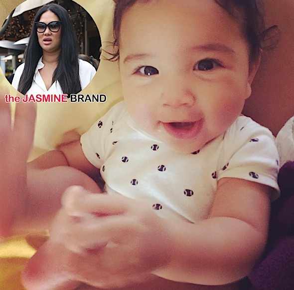 Kimora Lee Simmons-Son Wolfe Lee-the jasmine brand
