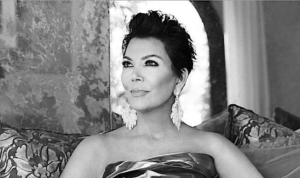 'The internet can be brutal' Kris Jenner On Internet Bullies + See Her Haute Living Spread! [Photos]