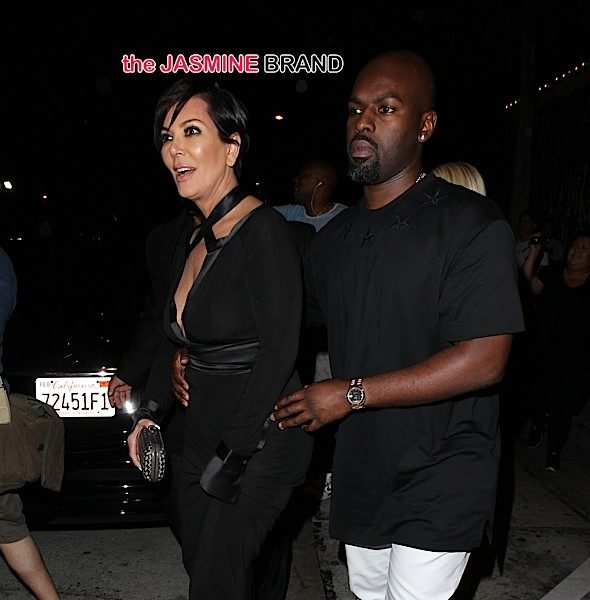 Kris Jenner's Boyfriend Corey Gamble Allegedly Wants More Money For Reality Show