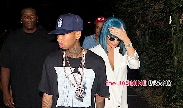 Did Jaden Smith Cause Kylie Jenner & Tyga's Break-Up?