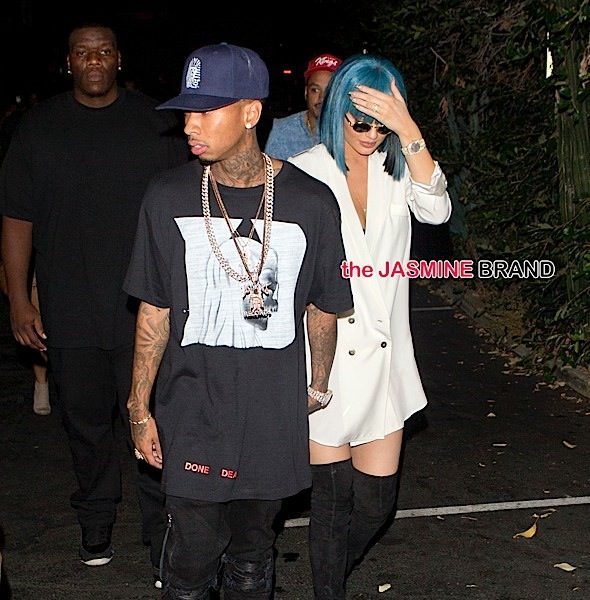 Tyga Says Dating Kylie Jenner Overshadowed His Talent