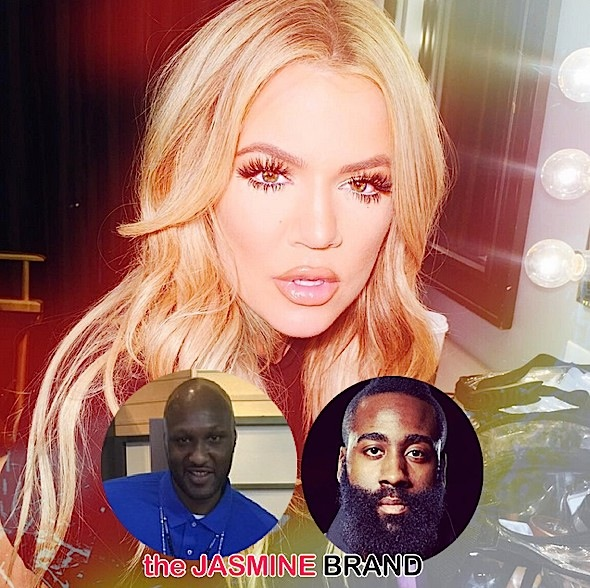 Lamar Odom confronts Khloe Kardashian-Over James Harden-the jasmine brand