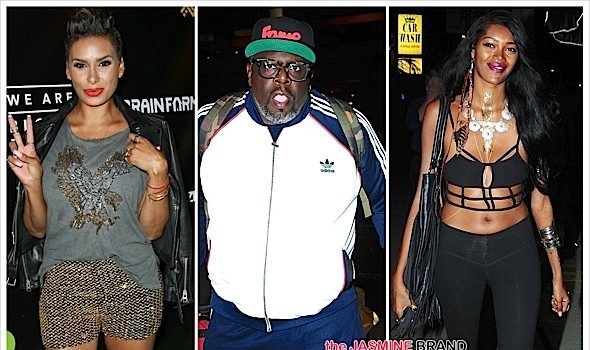 Celebrity Stalking: Cedric the Entertainer, Jessica White, Laura Govan, Melody Thornton, Khadijah Haqq-McCray, Marianne Jean-Baptiste
