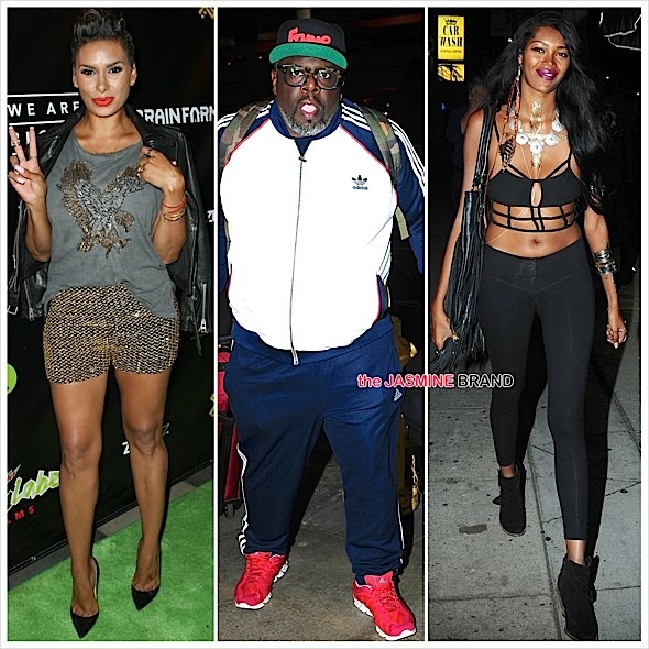 Laura Govan, Cedric the Entertainer, Jessica White