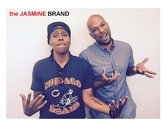 Lena Waithe, Common