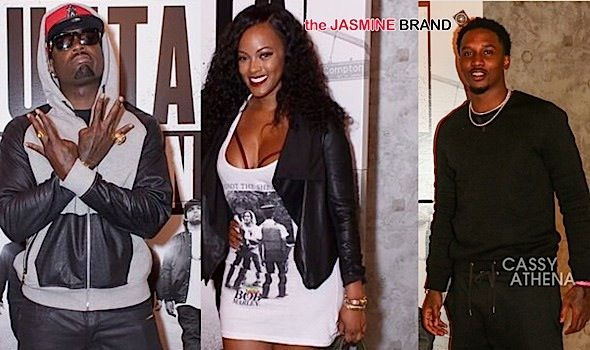 Brandon Jennings Rents Out Theater, Screens 'Straight Outta Compton': Memphitz, Malaysia Pargo, Marcc Rose, Dondria Attend [Photos]