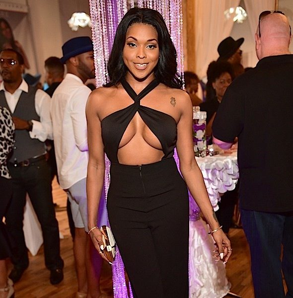'I don't work for free!' Transgender Model Amiyah Scott On Her Quick Stint On Real Housewives of Atlanta