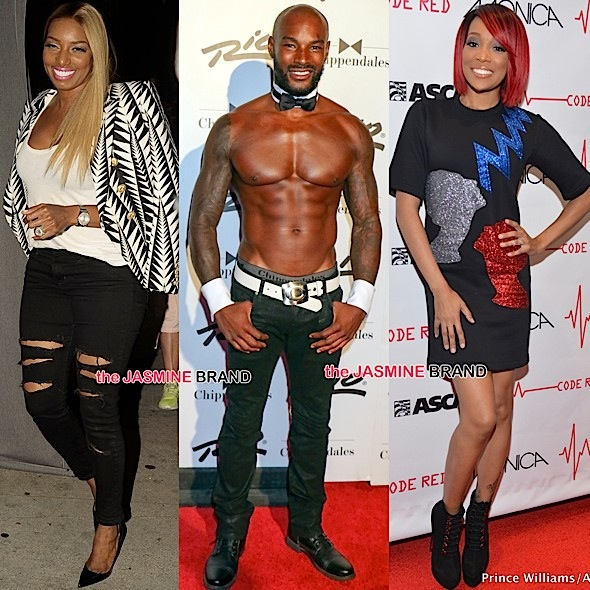 Celebrity Stalking: NeNe Leakes, Tyson Beckford, Kylie Jenner & Tyga, Monica, Lamorne Morris, Fat Man Scoop [Photos]