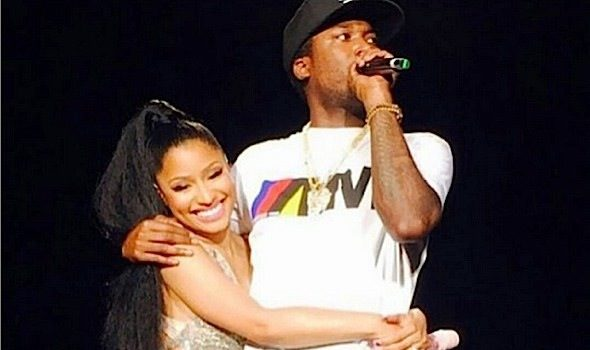 What Split??!! Nicki Minaj Calls Meek Mill Her Husband During Concert [VIDEO]