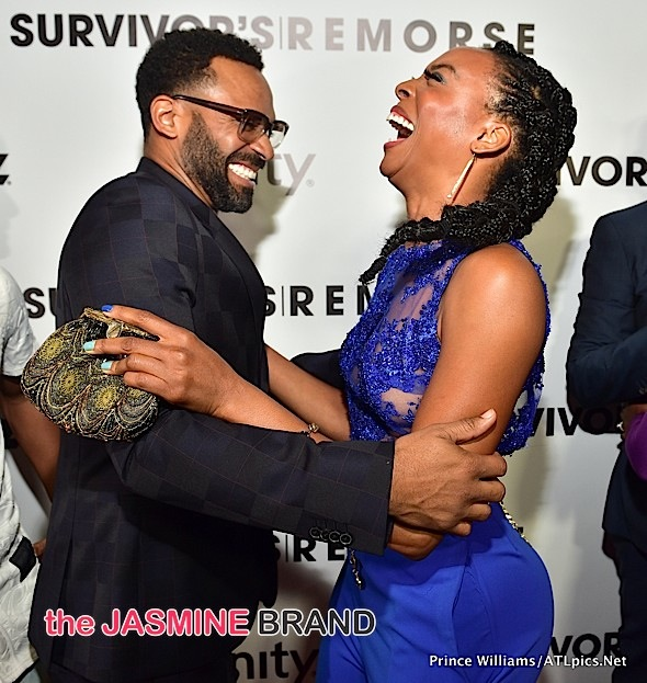 Mike Epps, Erica Ash