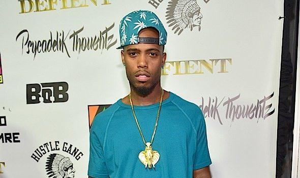 B.o.B Throws Private Listening Party [Photos]