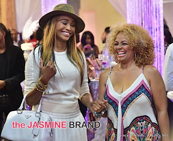 Cynthia Bailey, Kim Whitley