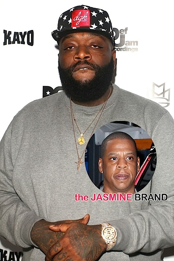 """Rick Ross """"Mastermind"""" Album and DGK Skateboard Launch at Kayo in Los Angeles on March 11, 2014"""