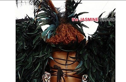 Stop & Stare: Rihanna's Crop Over Flix Make Us Drool! [Photos]