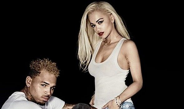 "Rita Ora Drops New Single, ""Body On Me"" Featuring Chris Brown"