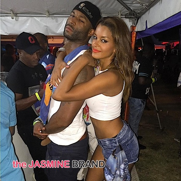 (EXCLUSIVE) Is Reality Star Claudia Jordan Dating Actor Rob Riley?